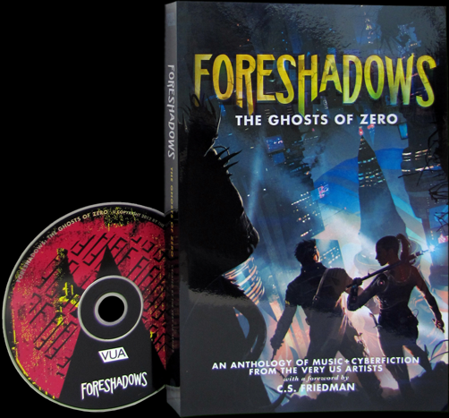 Photograph of Foreshadows: The Ghosts of Zero